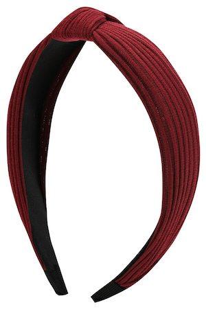 Kazo Red Hairband