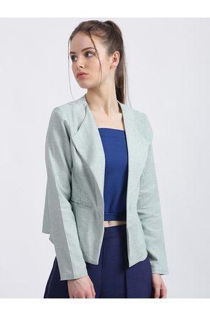 Zink London Women Green Tailored Jacket