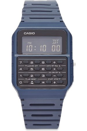 Casio Men Watches - Vintage Calculator Watch