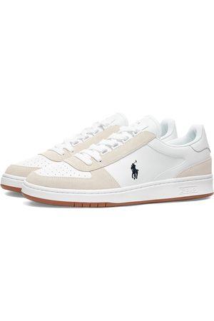 Polo Ralph Lauren Men Polo Shirts - Polo Court Sneakers
