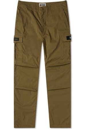AAPE BY A BATHING APE Relaxed 6 Pocket Pants