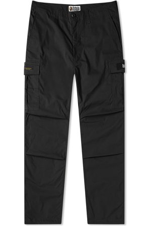 AAPE BY A BATHING APE Men Cargo Trousers - Relaxed 6 Pocket Pants