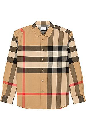 Burberry Somerton Check Shirt in Archive