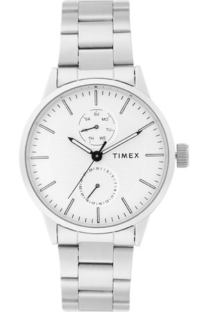 Timex Men White Analogue Watch TWEG19900