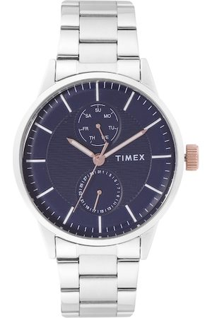 Timex Men Navy Blue Analogue Watch TWEG19901