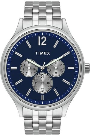 Timex Men Navy Blue Analogue Watch TWEG18406