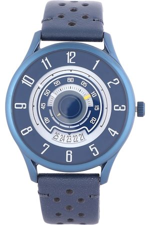 Daniel Klein Men Blue Analogue Watch DK.1.12318-6