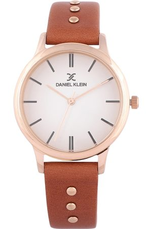 Daniel Klein Women Grey Analogue Watch