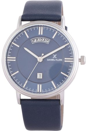 Daniel Klein Men Blue Analogue Watch DK.1.12258-3