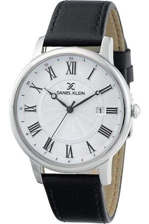 Daniel Klein Men Silver-Toned Analogue Watch
