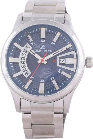 Daniel Klein Men Watches - Men Blue Analogue Watch