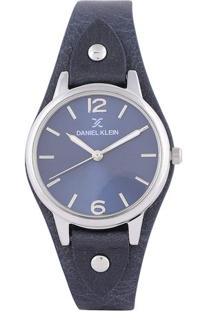 Daniel Klein Women Blue Analogue Watch DK.1.12306-4