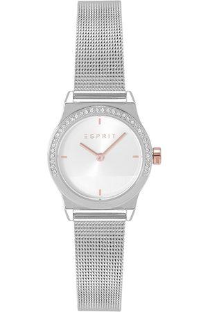Esprit Women Silver-Toned Analogue Watch ES1L091M0045