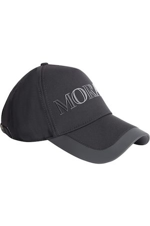 Antony Morato Men Black Printed Baseball Cap