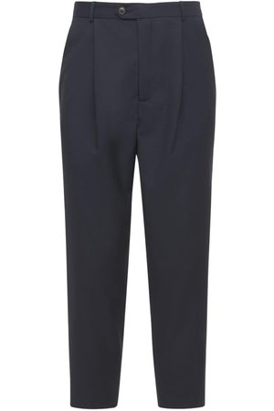 LOWNN Neo Wool & Mohair Pants