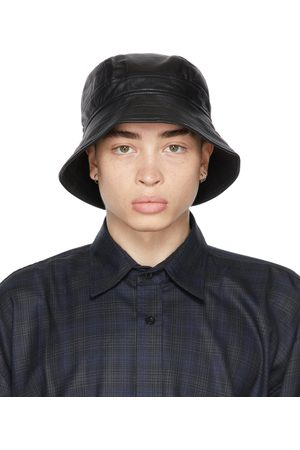 Liberal Youth Ministry Leather Bucket Hat