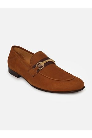 Aldo Men Leather Loafers Casual Shoes
