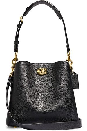 Coach Willow Leather Bucket Bag