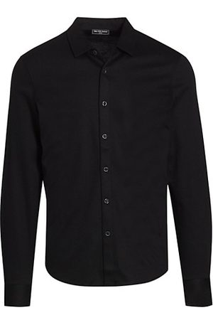 Saks Fifth Avenue Men Long sleeves - COLLECTION Long-Sleeve Sport Shirt
