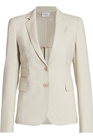 AKRIS Women Blazers - Pebble Crepe Blazer Jacket