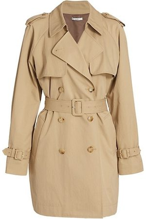 CO Double-Breasted Trench at