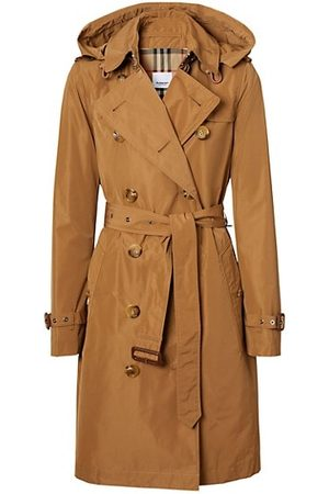 Burberry Women Trench Coats - Kensington Belted Trench Coat