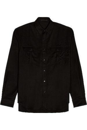 WARDROBE.NYC Flannel Shirt in