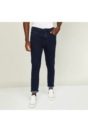 Benetton Men Stonewashed Slim Tapered Fit Jeans