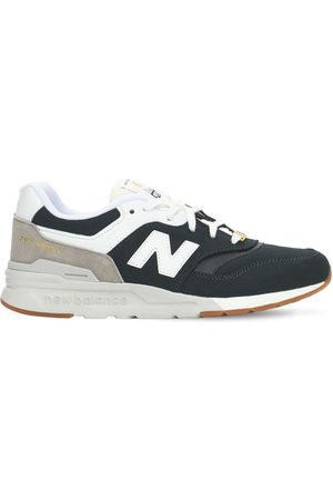 New Balance Boys Sneakers - 997 Suede & Mesh Lace-up Sneakers
