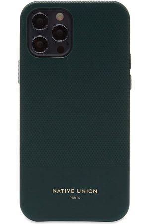 Native Union Men Phone Cases - Heritage Clic iPhone 12 Pro Max Case