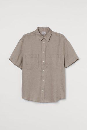 H&M Relaxed Fit Linen shirt