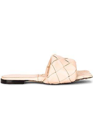 Bottega Veneta BV Lido Sandals in Bandage