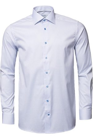 Eton Slim-Fit Check Dress Shirt