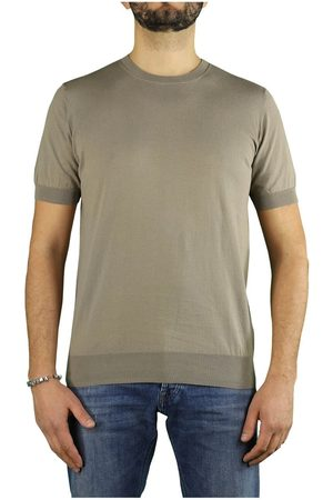 Paolo Pecora Men T-shirts - MEN'S A009F1001492 COTTON T-SHIRT