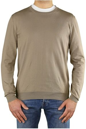Paolo Pecora Men Jumpers - MEN'S A001F1001492 COTTON SWEATER