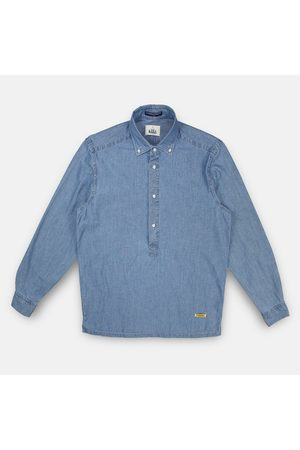 B.D. BD Baggies Polo Shirt - Light Indigo