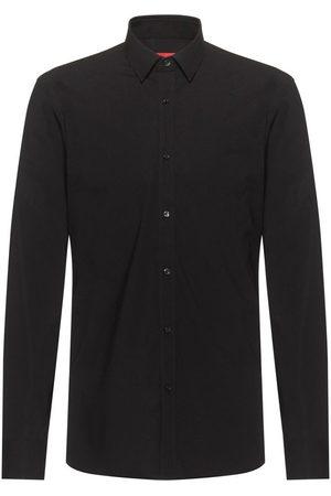 HUGO BOSS Men Long Sleeve - Elisha Extra Slim Stretch Tailored Shirt