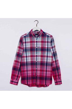 GANT Paradise Regular Fit Dip Dyed Madras Check Shirt 3034730