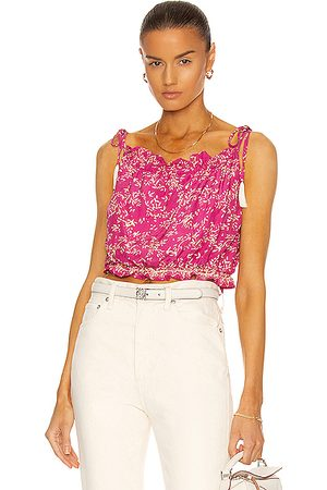 Natalie Martin Poppy Top in Bamboo Punch