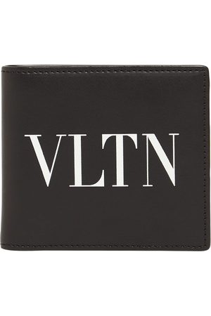 VALENTINO GARAVANI Vltn Leather Billfold Wallet