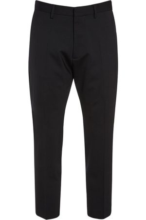 Dsquared2 Men Formal Trousers - 16.5cm Skinny Dan Stretch Wool Pants