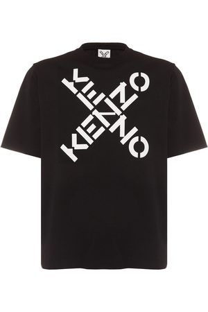 Kenzo Men Sports T-shirts - Sport Oversize Cotton T-shirt