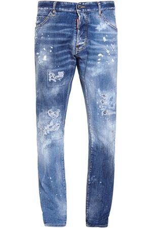 Dsquared2 18cm Cool Guy Cotton Denim Jeans