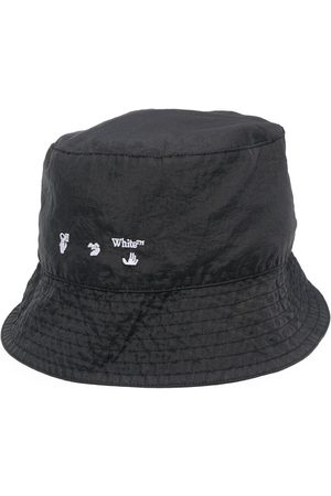 OFF-WHITE Logo-print bucket hat