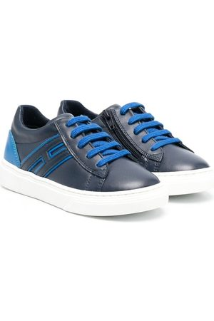 Hogan Side-zip low-top sneakers