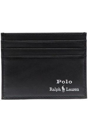 Polo Ralph Lauren Men Wallets - Suffolk leather cardholder