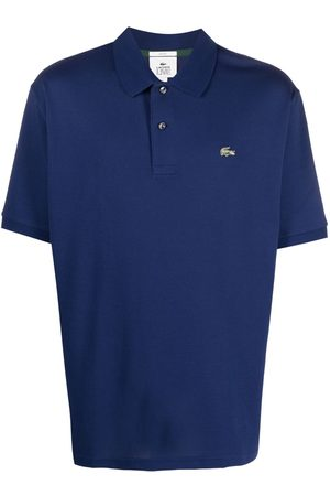 Lacoste Men Polo Shirts - Logo embroidered polo shirt