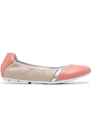 Hogan H511 flat ballerina shoes