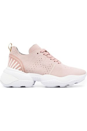 Hogan Women Sneakers - Interaction low-top sneakers