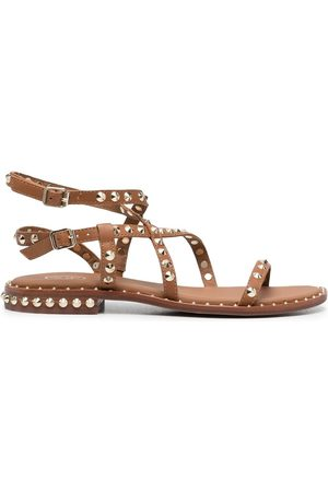 Ash Petra studded leather sandals
